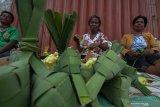 Pedagang di  Palu libur hari pertama Lebaran