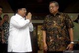 Gerindra katakan SBY minta Prabowo ungkap pilihan politik Ani Yudhoyono