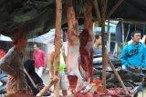 Harga daging di Muratara tembus Rp140.000/Kg