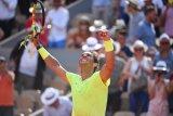 Nadal mengatasi Nishikori ke semifinal ke-12 French Open