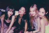 Ariana Grande beri hadiah parfum untuk Rose, salah satu anggota BLACKPINK