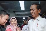 Halalbihalal dengan Presiden Jokowi di Silang Monas