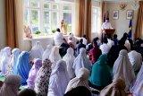 Warga Indonesia Shalat Ied di Wisma Duta Stockholm Swedia