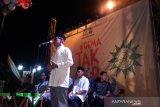 Ketum PP Muhammadiyah melepas kontingen Gema Takbir Jogja 2019