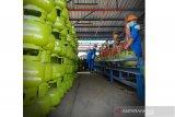 Pertamina salurkan 112.200 tabung elpiji bersubsidi ke Sumbar per hari