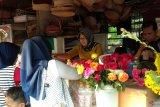 Pedagang bunga raup omzet jutaan rupiah