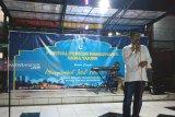 Rutan Klas I Makassar gelar festival perkusi di malam takbiran