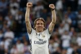 Modric tetap optimistis masa depan Madrid