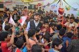 ACT berbagi kebahagian bersama anak yatim Suriah