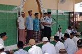 Empat warga binaan Rutan Bantul bebas usai mendapat remisi lebaran