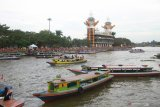Warga Kota Banjarmasin gencarkan wisata susur sungai