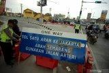 Kemenhub: pembatasan larangan truk masuk tol diperpanjang