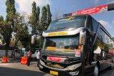 Sekitar 2.000 pemudik diberangkatkan ke Jakarta