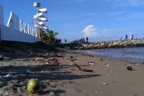 Usai makan sate  di Tugu IORA Pantai Padang, pengunjung ditagih  Rp50 ribu