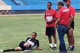 Tim Persipura Jayapura kembali latihan usai libur Idul Fitri