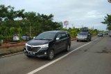 Arus balik di Jalinteng Sumatera ramai lancar
