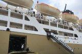 Puncak arus balik, lima kapal mudik gratis sandar di pelabuhan Tanjung Priok