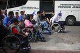 Bus khusus penyandang disabilitas