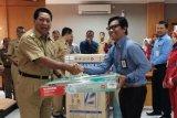 Karyawan Bank Magelang dapat hadiah, masuk kantor paling awal usai Lebaran