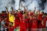 Trofi UEFA Nations League jadi kado Hari Nasional Portugal