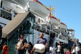 H+4, arus balik di Pelabuhan Baubau capai 22.955 orang