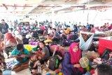 255 penumpang arus balik diberangkatkan dari Pelabuhan Simboro ke Balikpapan