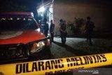 Polisi mengamankan sejumlah terduga teroris di Palangka Raya