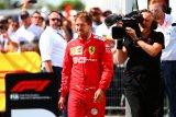 'Evolusi kecil' dari Ferrari menuju GP Prancis