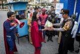 Apresiasi untuk petugas pos pam Lebaran