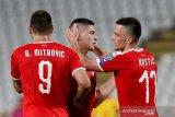 Ukraina dan Serbia raih kemenangan di kualifikasi Piala Eropa