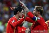 Spanyol, Rumania dan Norwegia taklukkan lawan-lawannya tanpa balas di Grup F