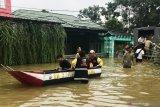 Puluhan ribu jiwa jadi korban banjir di Samarinda