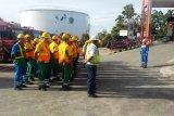 Petugas Pertamina di Papua prioritaskan pelayanan hingga absen mudik