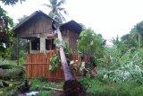 Aceh Utara dilanda puting beliung, 16 unit rumah rusak