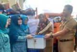PKK Sulsel  salurkan bantuan bagi korban banjir di Sidrap