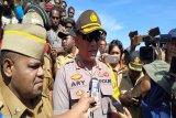Kapolres Puncak Jaya: senpi milik KKSB rampasan dari Polsek Tolikara