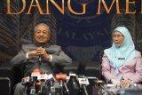 Wan Azizah sampaikan duka cita banjir di Indonesia