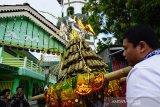 Tradisi lebaran Mandura Kampung Baru