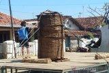 Lopis raksasa seberat 1,6 ton siap meriahkan tradisi Syawalan Pekalongan