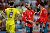 Sergio Ramos isyaratkan bela Spanyol di Olimpiade Tokyo