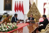 President Joko Widodo asks private sector to become economic engine