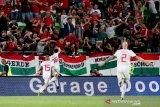 Hongaria di puncak Grup E usai tundukkan Wales