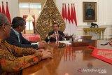 Jokowi ungkapkan Kabinet Kerja Jilid II fokus tiga hal