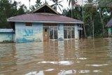 Di Konawe Utara, Empat desa masih tergenang banjir