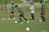 Indra Sjafri: Uji coba kontra Iran bagian periodisasi skuat timnas U-23
