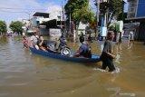Kota Samarinda dilanda banjir