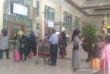 Jumlah penumpang di Bandara Adi Soemarmo periode mudik menurun