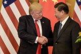 Trump bela strategi tarif, China tidak takut perang dagang