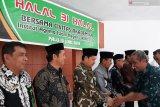 IAIN Palu gelar halal bi halal perkuat komitmen pengembangan akademik
