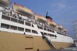 Arus mudik Nataru di Pelabuhan Makassar dipadati penumpang